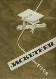 1958 Edition, Calhoun High School - Jacketeer Yearbook (Calhoun, GA)