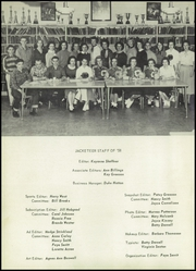 Page 10, 1958 Edition, Calhoun High School - Jacketeer Yearbook (Calhoun, GA) online yearbook collection