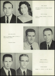 Page 16, 1958 Edition, Calhoun High School - Jacketeer Yearbook (Calhoun, GA) online yearbook collection