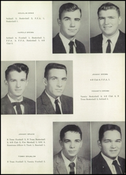 Page 17, 1958 Edition, Calhoun High School - Jacketeer Yearbook (Calhoun, GA) online yearbook collection