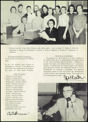 Page 9, 1958 Edition, Calhoun High School - Jacketeer Yearbook (Calhoun, GA) online yearbook collection