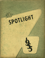 Page 1, 1955 Edition, Swainsboro High School - Spotlight Yearbook (Swainsboro, GA) online yearbook collection