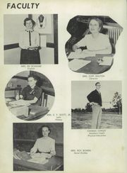 Page 10, 1955 Edition, Swainsboro High School - Spotlight Yearbook (Swainsboro, GA) online yearbook collection