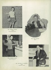 Page 14, 1955 Edition, Swainsboro High School - Spotlight Yearbook (Swainsboro, GA) online yearbook collection