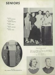 Page 16, 1955 Edition, Swainsboro High School - Spotlight Yearbook (Swainsboro, GA) online yearbook collection