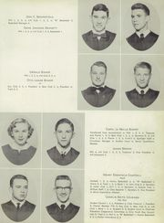 Page 17, 1955 Edition, Swainsboro High School - Spotlight Yearbook (Swainsboro, GA) online yearbook collection
