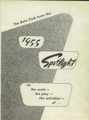 Page 5, 1955 Edition, Swainsboro High School - Spotlight Yearbook (Swainsboro, GA) online yearbook collection