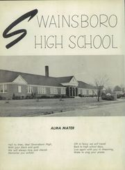 Page 6, 1955 Edition, Swainsboro High School - Spotlight Yearbook (Swainsboro, GA) online yearbook collection