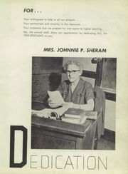 Page 7, 1955 Edition, Swainsboro High School - Spotlight Yearbook (Swainsboro, GA) online yearbook collection