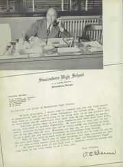 Page 8, 1955 Edition, Swainsboro High School - Spotlight Yearbook (Swainsboro, GA) online yearbook collection