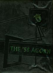 1958 Edition, Cook High School - Acorn Yearbook (Adel, GA)