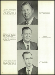 Page 10, 1959 Edition, Cook High School - Acorn Yearbook (Adel, GA) online yearbook collection