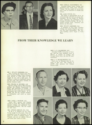 Page 12, 1959 Edition, Cook High School - Acorn Yearbook (Adel, GA) online yearbook collection