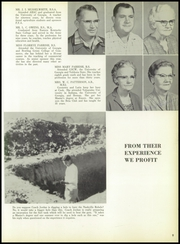 Page 13, 1959 Edition, Cook High School - Acorn Yearbook (Adel, GA) online yearbook collection