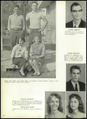 Page 16, 1959 Edition, Cook High School - Acorn Yearbook (Adel, GA) online yearbook collection