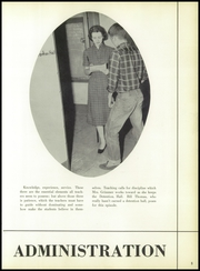 Page 9, 1959 Edition, Cook High School - Acorn Yearbook (Adel, GA) online yearbook collection