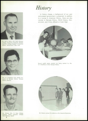 Page 12, 1960 Edition, Cook High School - Acorn Yearbook (Adel, GA) online yearbook collection