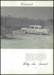 Page 7, 1960 Edition, Cook High School - Acorn Yearbook (Adel, GA) online yearbook collection