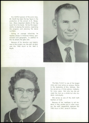 Page 8, 1960 Edition, Cook High School - Acorn Yearbook (Adel, GA) online yearbook collection