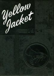 Page 1, 1954 Edition, Rockmart High School - Yellowjacket Yearbook (Rockmart, GA) online yearbook collection