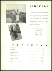 Page 10, 1954 Edition, Rockmart High School - Yellowjacket Yearbook (Rockmart, GA) online yearbook collection