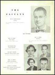 Page 13, 1954 Edition, Rockmart High School - Yellowjacket Yearbook (Rockmart, GA) online yearbook collection