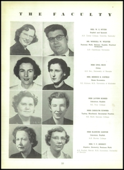 Page 14, 1954 Edition, Rockmart High School - Yellowjacket Yearbook (Rockmart, GA) online yearbook collection