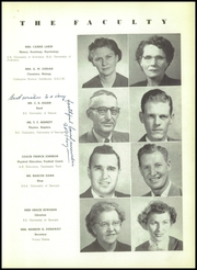 Page 15, 1954 Edition, Rockmart High School - Yellowjacket Yearbook (Rockmart, GA) online yearbook collection