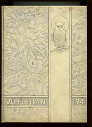 1941 Edition, West Fulton High School - Wefuhian Yearbook (Atlanta, GA)