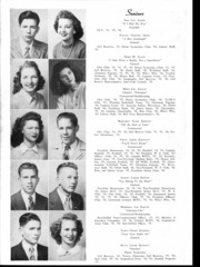 Page 15, 1946 Edition, West Fulton High School - Wefuhian Yearbook (Atlanta, GA) online yearbook collection