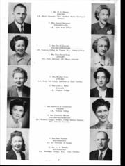 Page 9, 1946 Edition, West Fulton High School - Wefuhian Yearbook (Atlanta, GA) online yearbook collection