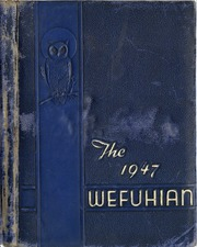 1947 Edition, West Fulton High School - Wefuhian Yearbook (Atlanta, GA)