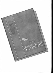 Page 11, 1947 Edition, West Fulton High School - Wefuhian Yearbook (Atlanta, GA) online yearbook collection