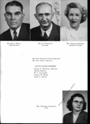 Page 14, 1947 Edition, West Fulton High School - Wefuhian Yearbook (Atlanta, GA) online yearbook collection
