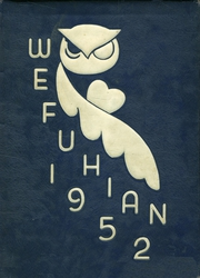 1952 Edition, West Fulton High School - Wefuhian Yearbook (Atlanta, GA)
