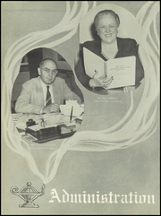 Page 10, 1954 Edition, West Fulton High School - Wefuhian Yearbook (Atlanta, GA) online yearbook collection