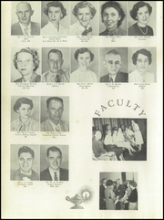 Page 12, 1954 Edition, West Fulton High School - Wefuhian Yearbook (Atlanta, GA) online yearbook collection