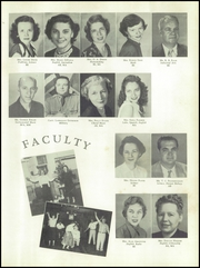 Page 13, 1954 Edition, West Fulton High School - Wefuhian Yearbook (Atlanta, GA) online yearbook collection