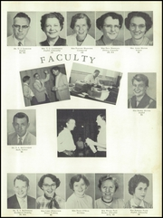 Page 15, 1954 Edition, West Fulton High School - Wefuhian Yearbook (Atlanta, GA) online yearbook collection