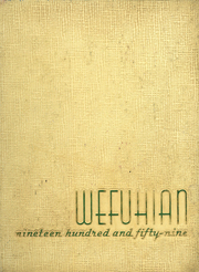 1959 Edition, West Fulton High School - Wefuhian Yearbook (Atlanta, GA)