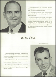 Page 10, 1960 Edition, Brooks County High School - Safari Yearbook (Quitman, GA) online yearbook collection