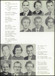 Page 11, 1960 Edition, Brooks County High School - Safari Yearbook (Quitman, GA) online yearbook collection