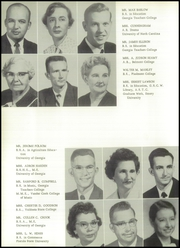 Page 12, 1960 Edition, Brooks County High School - Safari Yearbook (Quitman, GA) online yearbook collection