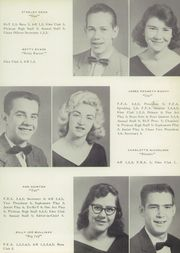 Page 13, 1957 Edition, Pickens County High School - Sequoyhan Yearbook (Jasper, GA) online yearbook collection