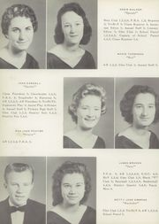 Page 14, 1957 Edition, Pickens County High School - Sequoyhan Yearbook (Jasper, GA) online yearbook collection