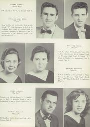Page 15, 1957 Edition, Pickens County High School - Sequoyhan Yearbook (Jasper, GA) online yearbook collection