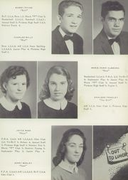 Page 17, 1957 Edition, Pickens County High School - Sequoyhan Yearbook (Jasper, GA) online yearbook collection