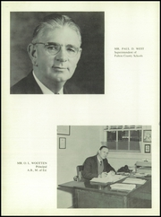 Page 12, 1959 Edition, Campbell High School - Highlander Yearbook (Fairburn, GA) online yearbook collection