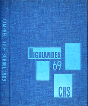 Page 1, 1969 Edition, Campbell High School - Highlander Yearbook (Fairburn, GA) online yearbook collection