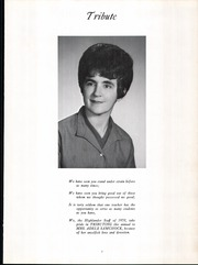 Page 9, 1970 Edition, Campbell High School - Highlander Yearbook (Fairburn, GA) online yearbook collection